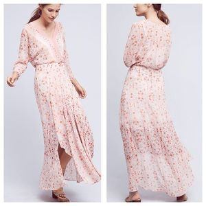 Anthro - HD in Paris Varina Floral Maxi Dress